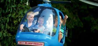 Jul's Helikopterbaan