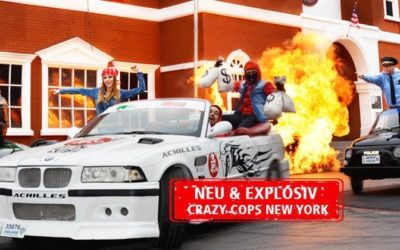Crazy Cops New York – The Action Stunt Show